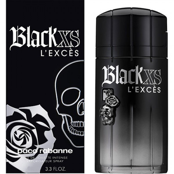 Paco Rabanne XS Black L Exces for Him